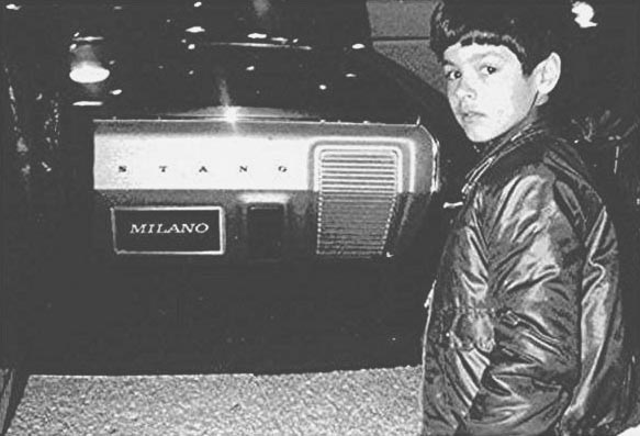 Mustang Milano