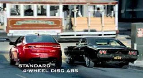bullitt style dodge dart commercial. Cars Review. Best American Auto & Cars Review