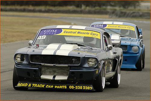 New Zealand Mustang News