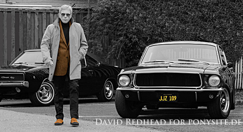 David Redhead Bullitt Clothing shooting