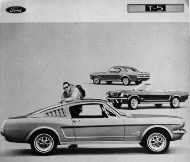 First Mustang Club Of Germany - T5 Register, History -