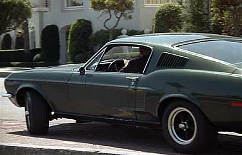 How To Quot Bullitt Quot Your Mustang From David Kunz
