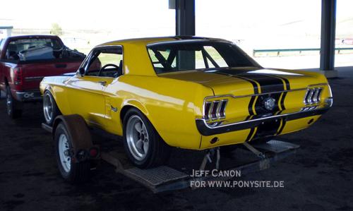 Jeff Canon Notchback Replica 1967