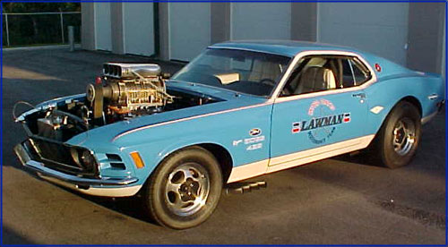 Picture courtesy Pete Geissler/Orlando Mustang